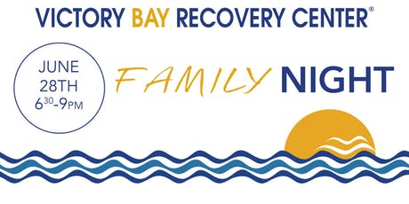 Victory Bay Recovery Center Family Night tickets