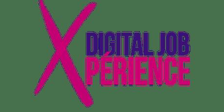 Digital Job Xperience - Nantes Digital Week 2019 tickets