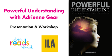 YEG - Adrienne Gear presented by the Alberta Reads Network tickets