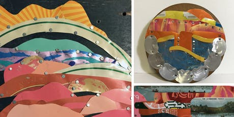 Can Collages with Lindsay Huff tickets