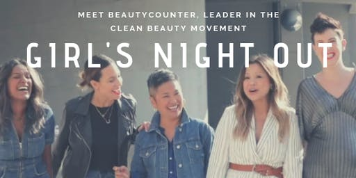 Girl's Night Out with Beautycounter
