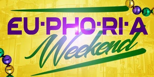 Euphoria Weekend | Celebrating the 25th Anniversary of Essence Festival