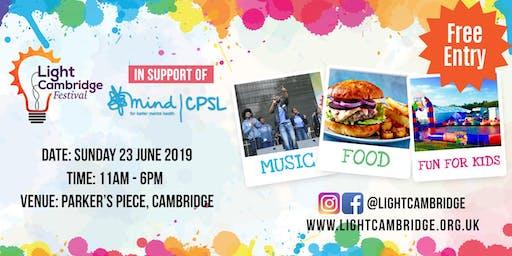 Light Cambridge Festival