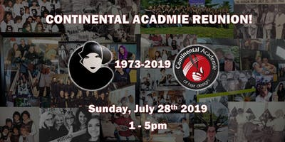 Continental Academie of Hair Design Reunion