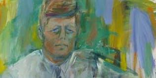 Young Portrait Explorers: John F. Kennedy