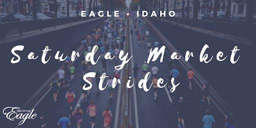 Saturday Market Strides