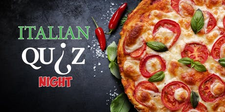 Italian and Quiz Night tickets