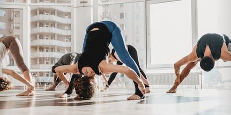 SevenTen West Rooftop Yoga tickets