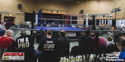 Live Wrestling in Harlow!