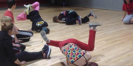 Summer Breakdance Tricks and Things Workshop tickets