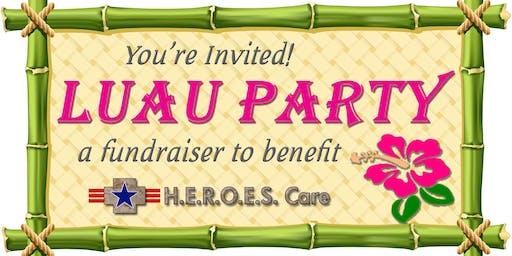 Luau Party - Fundraiser for H.E.R.O.E.S. Care