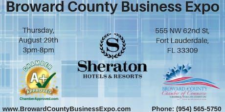 Broward County Business Expo entradas