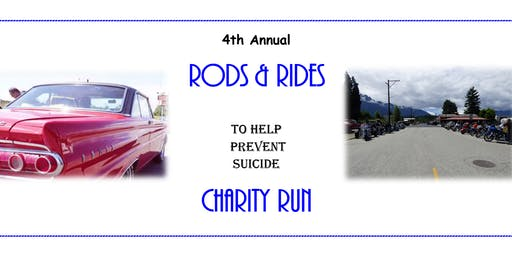 Rods & Rides To Help Prevent Suicide Charity Run 2019