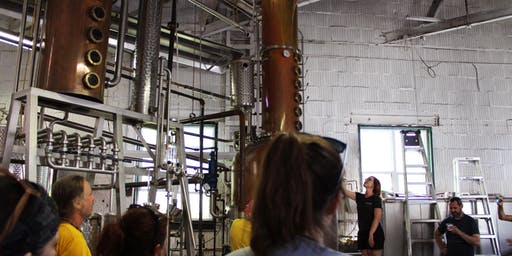 Pennsylvania Pure Distillery Tours