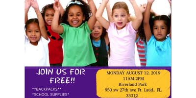 The All Giving Tree 4th Annual Back to School Giveaway