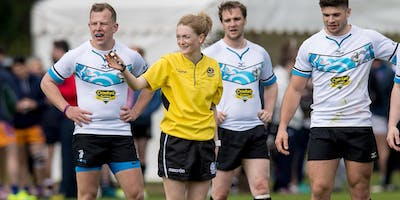 Level 1 Referee Course (Leith Academy - Female Only)