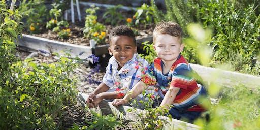 Kids' Summer Gardening Workshops