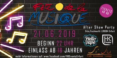 Fete de la Musique | After Show Party im SiJu