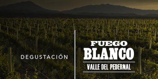 Cata nº 30 2019 - Cata Especial Bodega Fuego Blanco - REPROGRAMADA
