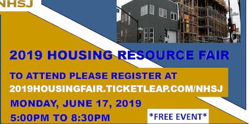 NHS Jamaica 2019 Housing Resource Fair