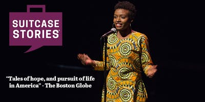 Suitcase Stories at the Hall - 8pm