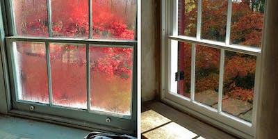DIY Window Restoration Workshop