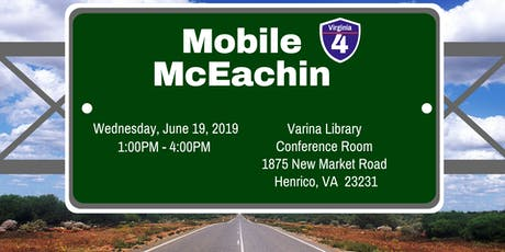 Varina Mobile McEachin tickets