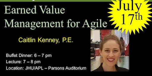 Earned Value Management for Agile