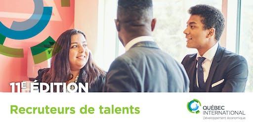 Recruteurs de Talents – 11e cohorte