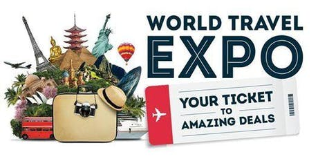 WORLD TRAVEL EXPO tickets