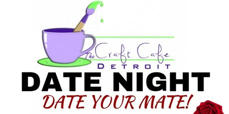 Date & Paint Night: Date Your Mate tickets