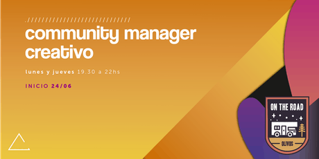 Community Manager Creativo (en Olivos) entradas
