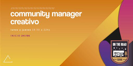 Community Manager Creativo (en Olivos)