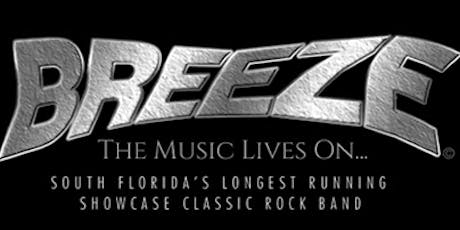 Classic Rock with Breeze tickets
