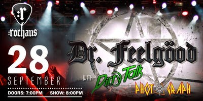 Dr. Feelgood - Motley Crue Tribute