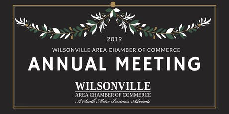 2019 WACC Annual Meeting and Award Ceremony tickets