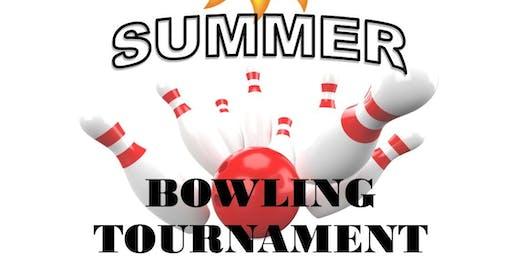 Summer Bowling Tournament