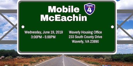 Waverly Mobile McEachin tickets
