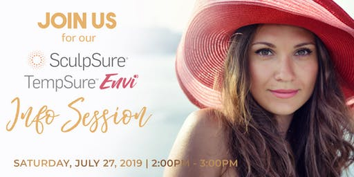 Summer SculpSure & TempSure Info Session
