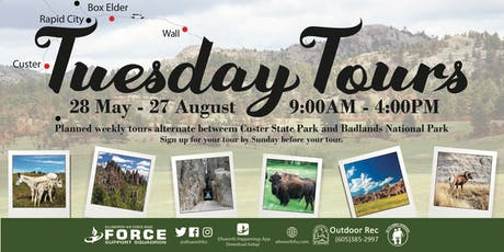 EAFB - Tuesday Tours tickets