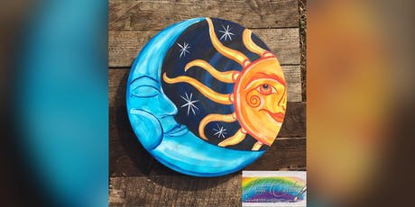 Sun & Moon: Pasadena, Bella Napoli with Artist Katie Detrich! tickets