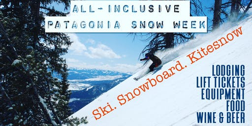 patagonia snow week