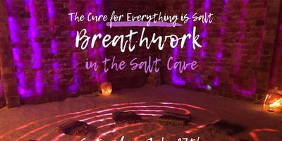 The Cure for Everything Is Salt: Breathwork in the Salt Cave