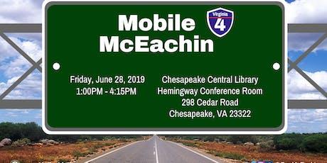 Chesapeake Mobile McEachin tickets