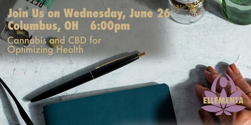 Ellementa Columbus: Cannabis and CBD for Optimizing Your Health