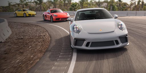 1 on 1 Driving instruction in your new Porsche Sports Car