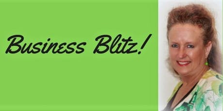 Business Blitz tickets