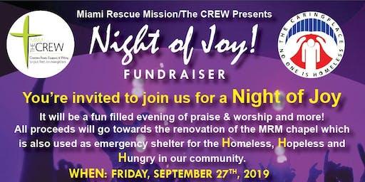 Night of Joy Fundraiser