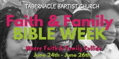 Faith & Family Bible Week