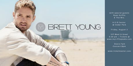 Brett Young Concert w/ Ryan Griffin & The Mrs. tickets